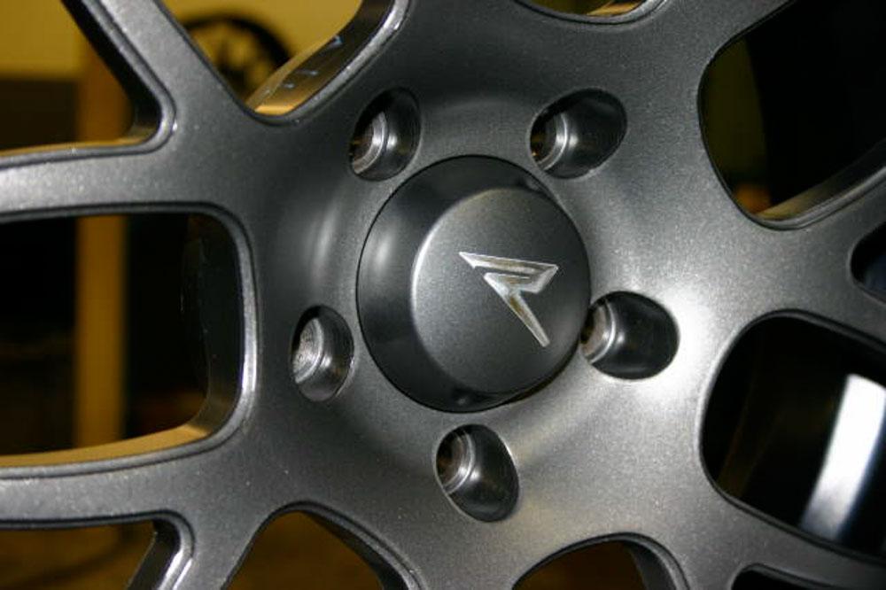 gunmetal finish